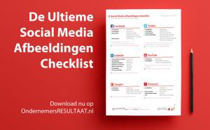 De Ultieme Social Media Afbeeldingen Checklist