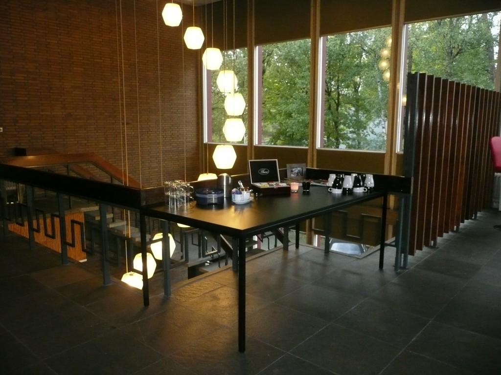 Ontvangsthal workshopruimte Zeist te huur