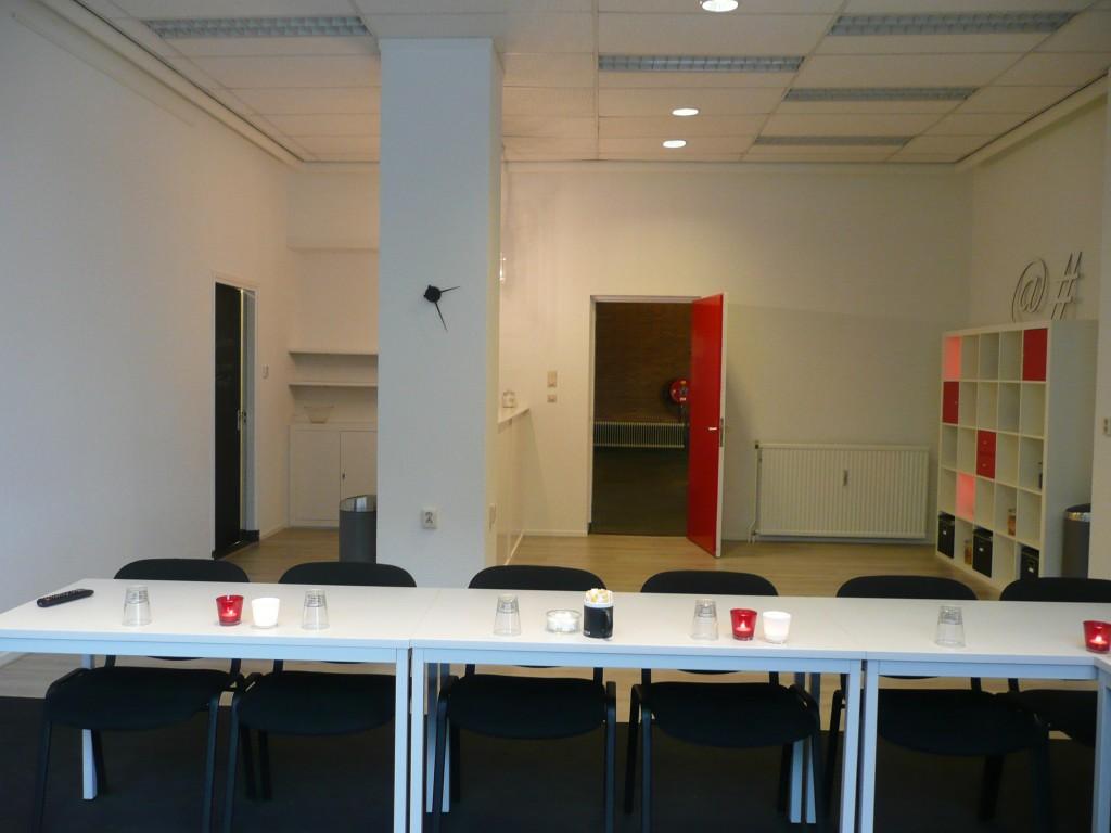 Royale vergaderruimte met eigen bar te huur in Zeist